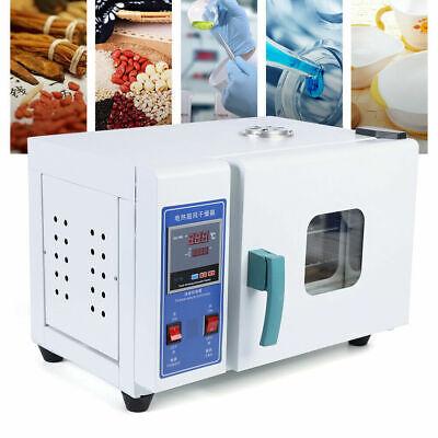 110v Lab Stainless Constant-temp Incubator Drying Oven Electric Blast 16l 300w