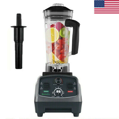 T5200 2l Heavy Duty Commercial Blender Wtimer 2200w Bpa-free Fruit Juicer Us