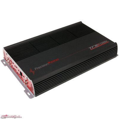 Precision Power TRAX5.2200D 2200W Max 1100W RMS 2ohm 5 Channel Class-D Amplifier, usado comprar usado  Enviando para Brazil