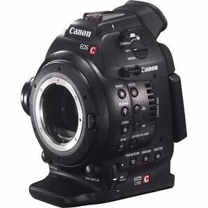 Canon C100 Mark 1