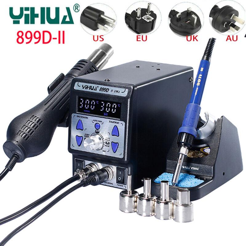 YIHUA 899D-II BGA Rework Soldering Station SMD Desoldering equipment Solder iron