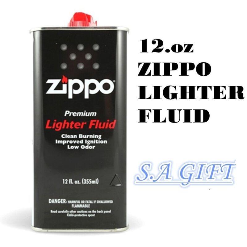 Zippo Lighter Fuel Fluid 12 oz (12FC-Z)