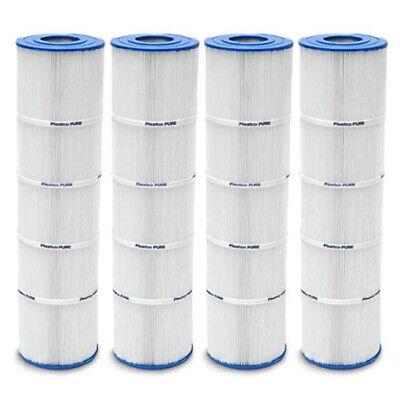4 Pack Pleatco PJAN145-PAK4 Pool Filter Cartridge Jandy CL580 C-7482 FC-0820