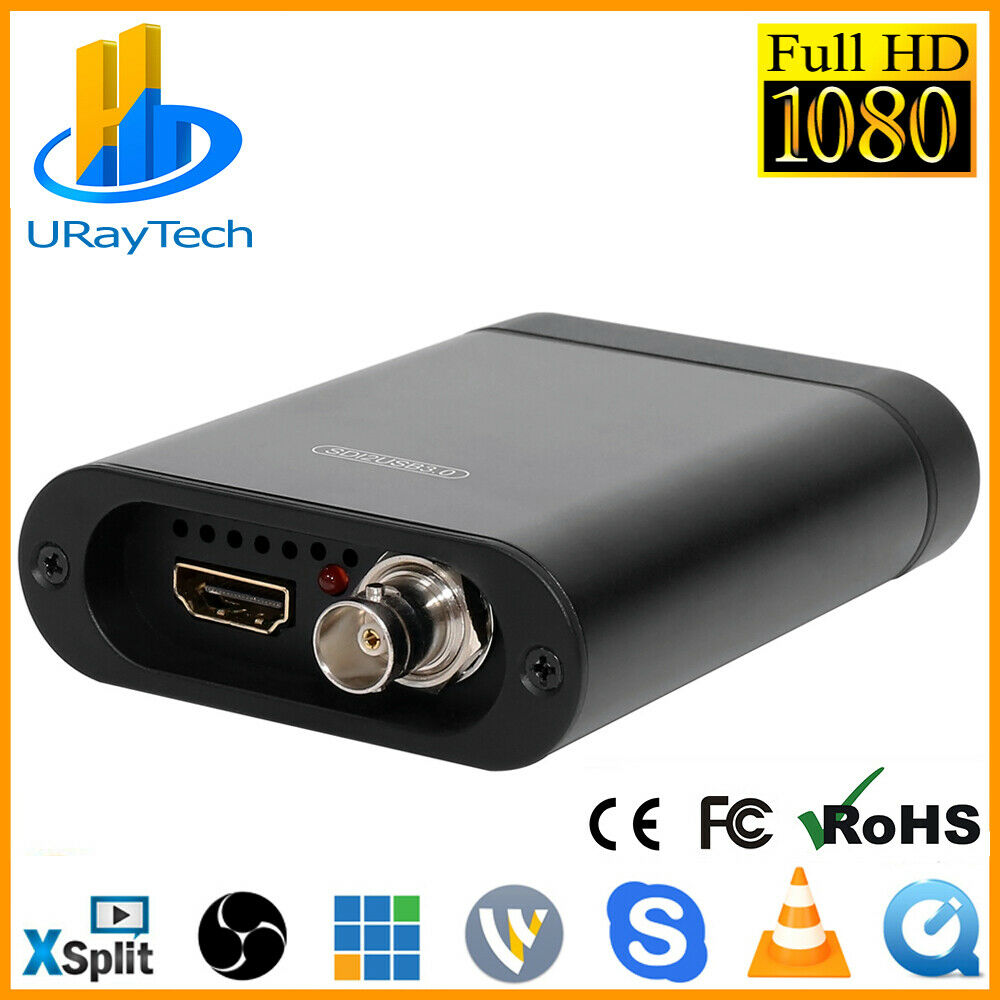 1080P 720P HD HDMI Video Capture Card USB3.0 HDMI SDI Grabbe