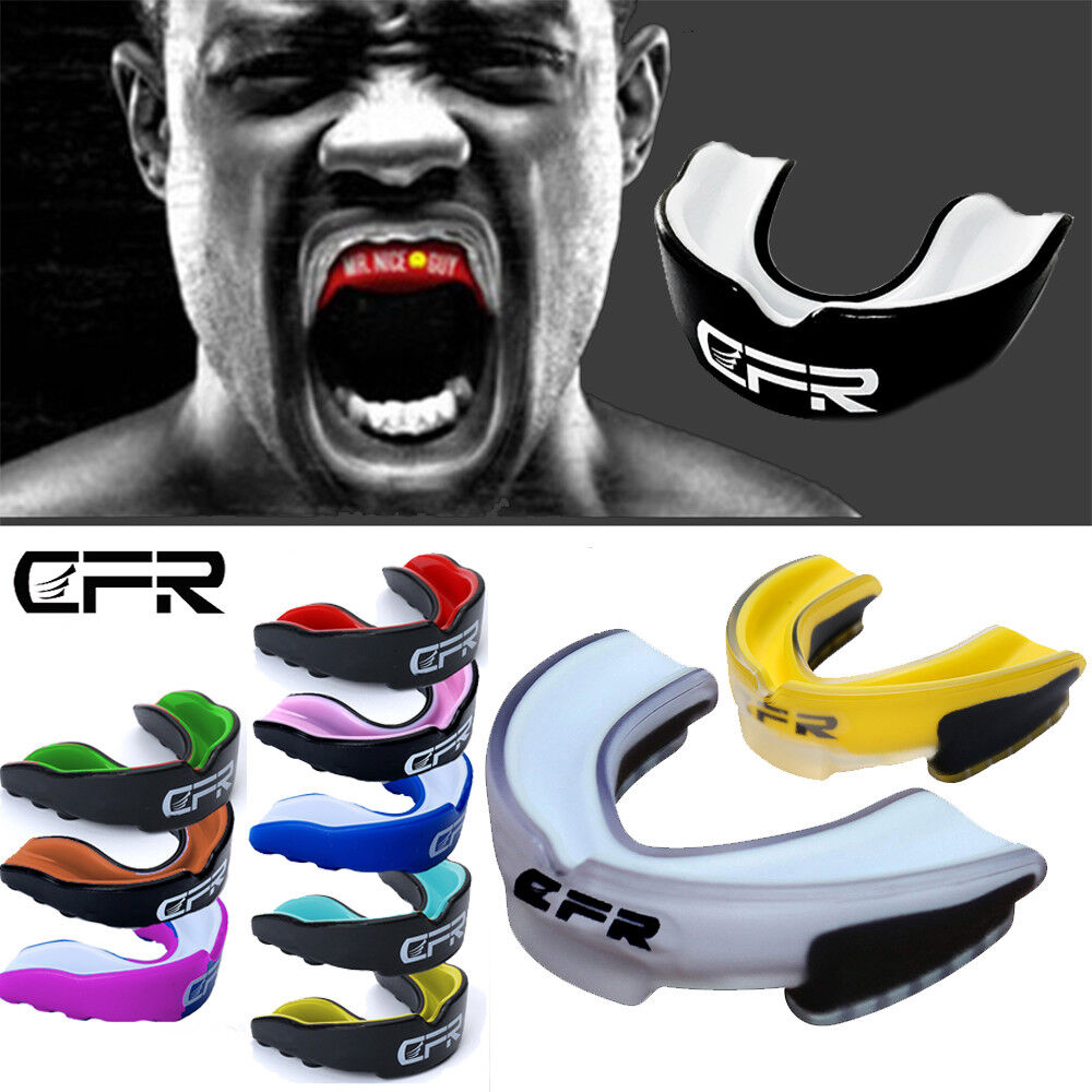 Adult Youth Mouth Guard Teeth Protector Mouthguard Boxing Sp