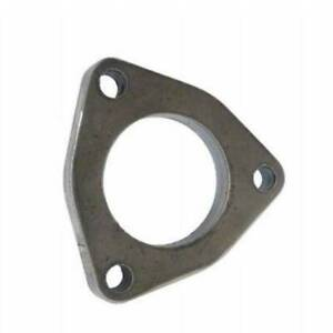 3& Exhaust Flange Plate 8MM Stainless Steel 3 Bolt 85BC Laser Cut Silverwater Auburn Area Preview