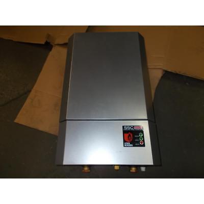Ecr International Ubssca050na0aaa 50000 Btu Wall Mounted Natural Gas Boiler