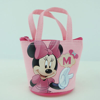 Minnie Mouse Kids Coin Purse Wallet for Girls Toddlers Pink  (Minnie Mouse Stuff)