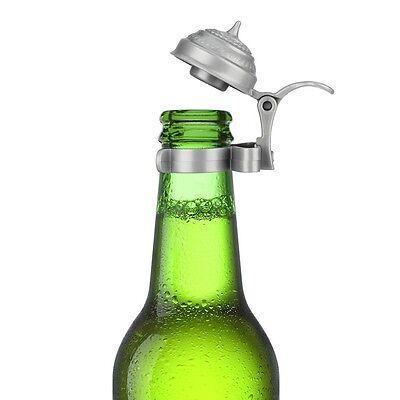 Bierflaschen - Deckel für Partys und Feiern im Freien | 4er Set