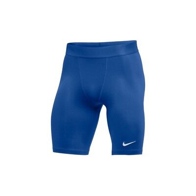 New Nike Power Race Day Half Tight Men's L Blue Compression Short Running 835956