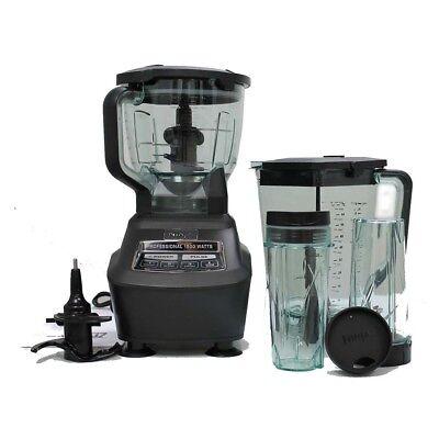 Ninja Mega Kitchen System Blender Food Processor Mixer (Refurbished) | BL770-RB