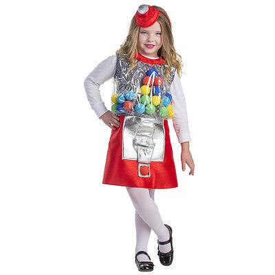 Gumball Machine Costume for Toddlers - Gumball Costume