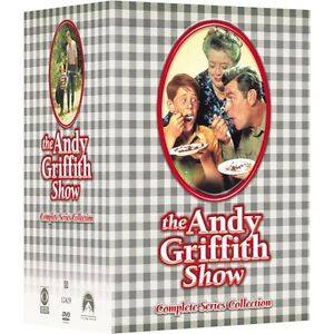 The Andy Griffith Show Complete Series DVD Brand New Sealed