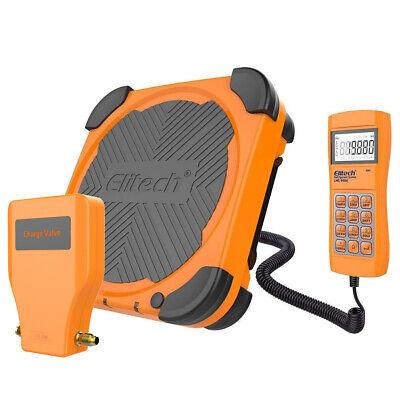 Elitech Lmc-300a Electronic Refrigerant Charging Scale 330lb R134a R22 Freon