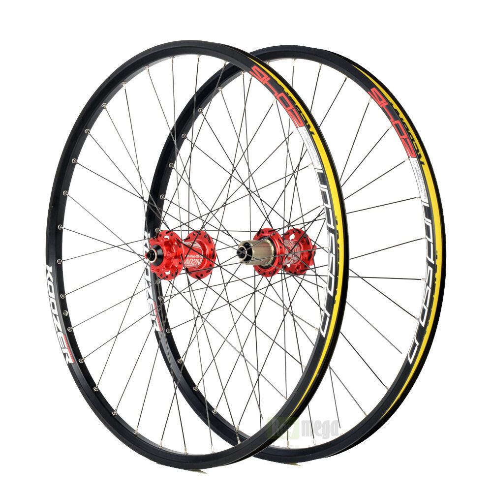 Koozer xf2046 26 27 5 650b 29 wheelset mountain bike for Making bicycle wheels