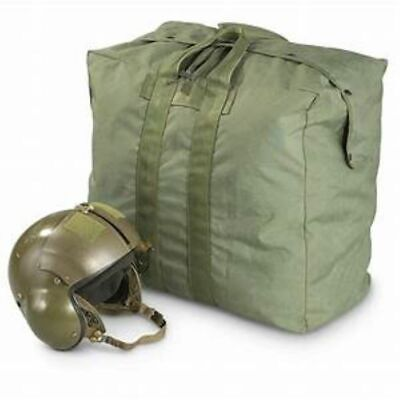 USGI Flyers Kit Large Duffle Bag  Olive Drab Green Flyers Kit Bag