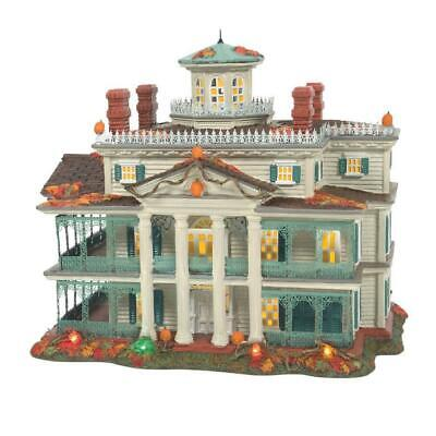 Department 56 Disneyland Haunted Mansion 6007644 Dept NEW Halloween