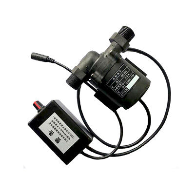 24v Pressurized Circulation Bath Pump Brushless Dc Mute Electric Water Heater