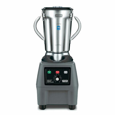 Waring Cb15v Countertop Food Blender W Metal Container