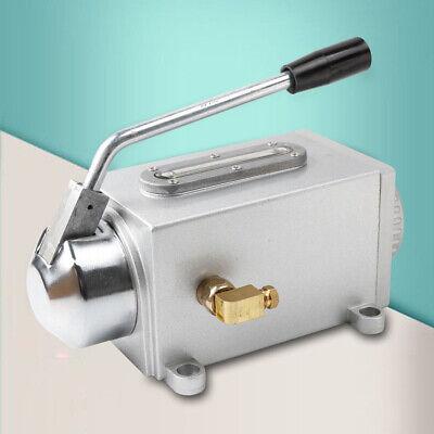 Manual Hand Pump Oiler Lubricator For Bridgeport Milling Machineone Shot Lube