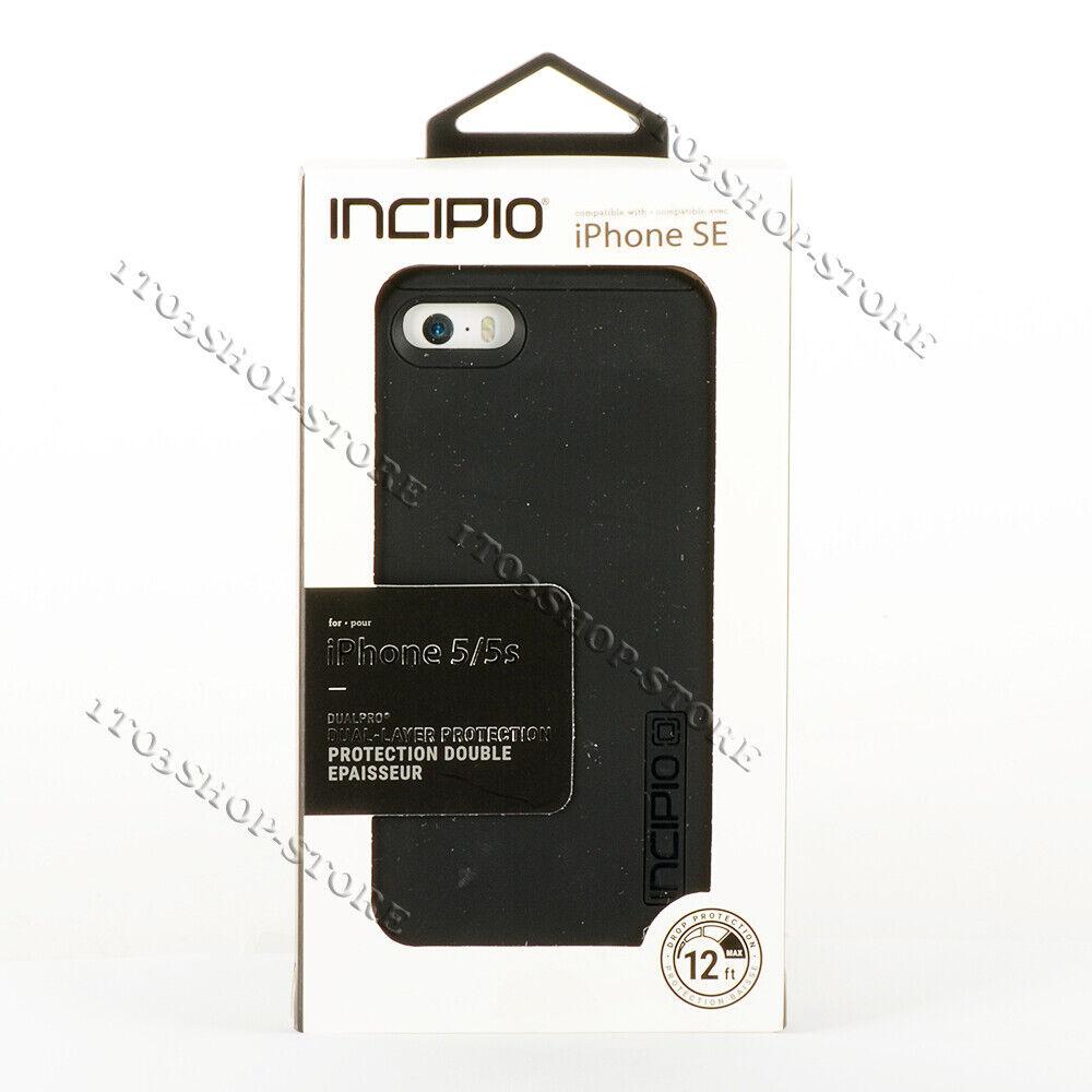 Incipio Technologies - DualPro Case for Apple iPhone SE/5/5s