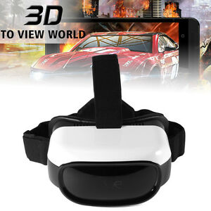 HD 1080P Videobrille All In Wifi One 3D VR Virtuell Brille Android 5.1 8GB AC629