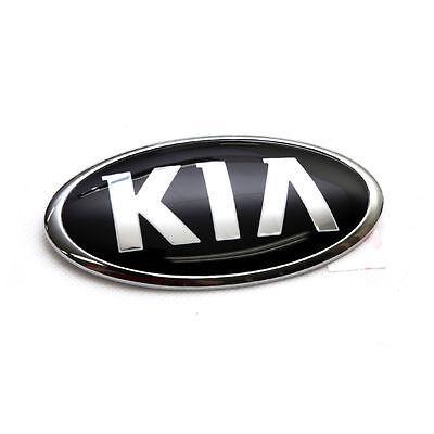 3D K Logo Urethane Key Holder Emblem 4EA 1Set For KIA Optima K5 2006 2015+