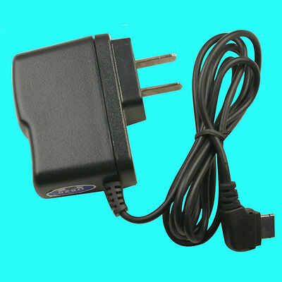 REPLACEMENT HOME CHARGER ADAPTER for SAMSUNG SGH-A707 T809 T509 D820 T629 D900