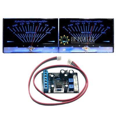 2pc P-200 Classa Tube Level Db Table Audio Power Vu Meter Wta7318p Driver Board