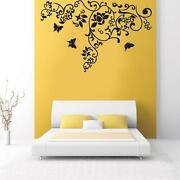 Removable Wall Stickers Flowers