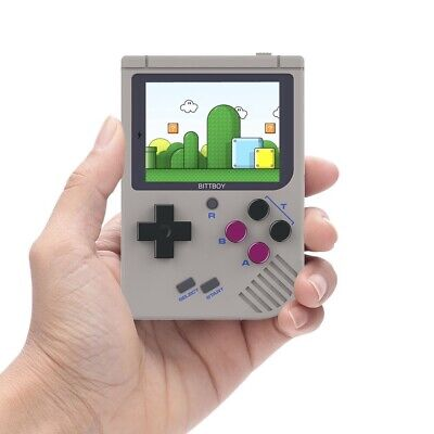 BITTBOY V3.5 - Retro Gaming Handheld / With 8GB Micro SD Card...