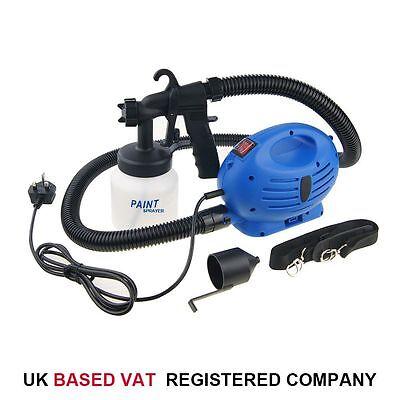 KATSU 800ml 650W Electric Paint Spray Zoom Gun Fence Painting Sprayer  UK VAT