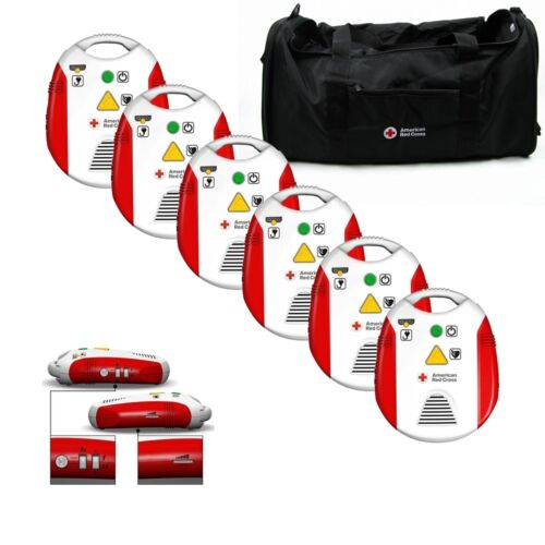 American Red Cross AED Trainer (Pack of 6)