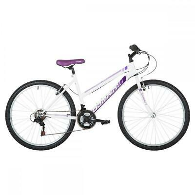 "Freespirit Domain Ladies Rigid MTB Mountain Hybrid Bike 26"" Wheel 18 Spd Shimano"