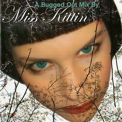 Miss Kittin - A Bugged Out Mix By Miss Kittin - 2CD MIXED - HOUSE TECHNO