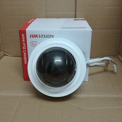 Hikvision DS-2DE3304W-DE 3MP POE DWDR 4x Optical Zoom Mini PTZ Dome Camera