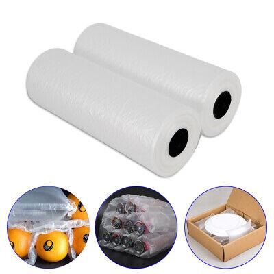 2400x Air Pillow Cushion Cushioning Packing Shipping Sealing Fbubble Wrap Maker