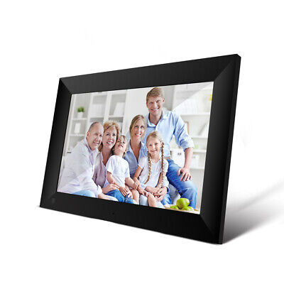 "10.1"" WiFi Digital Photo Frame 800x1280 16GB Electronic Picture Video Album APP"