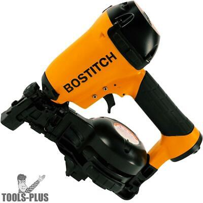 Bostitch Rn46-1 34 To 1-34 15 Deg. Coil Roofing Nailer New