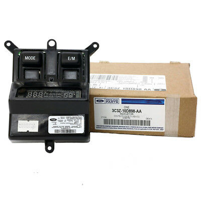 Usado, 2002-2004 Ford F250 F350 Super Duty Overhead Console Message Center Display OEM comprar usado  Enviando para Brazil