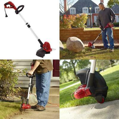 Toro Corded 14-Inch Electric String Trimmer Edger Telescopin
