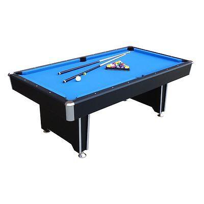 Mightymast 7ft Callisto Snooker Pub Games Heavy-Duty Pool Table