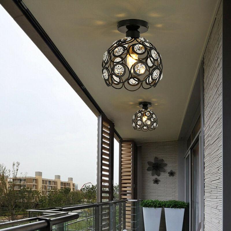 Modern Ceiling Lighting Flushmount Light Fixture For Bedroom