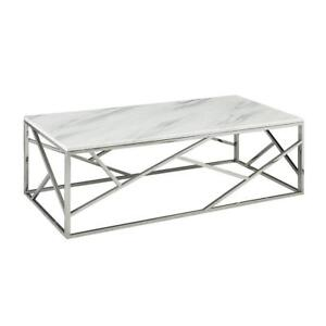 Marble Coffee table  (XC01)