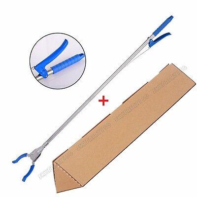 """36"""" Long Pick Up Reaching Tool Easy Reach Grab Grabber Stick Extend Reacher"""