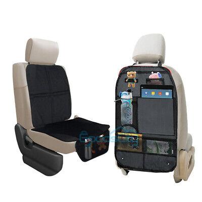 子供の赤ちゃんのための防水ペットカーシートバックプロテクターカバー&後部座席オーガナイザー