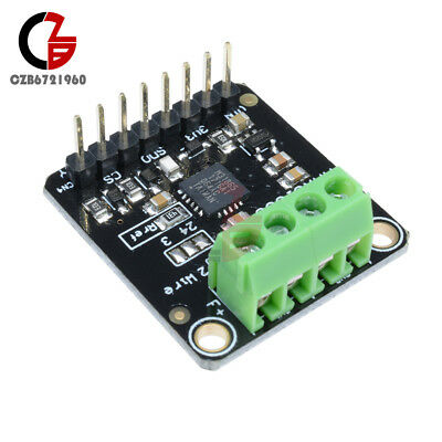 Arduino Max31865 Pt1000 Rtd Temperature Thermocouple Sensor Amplifier Module