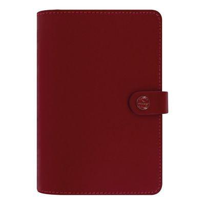 Filofax 022380 2018 The Original Personal Pillar Box Red Organizer