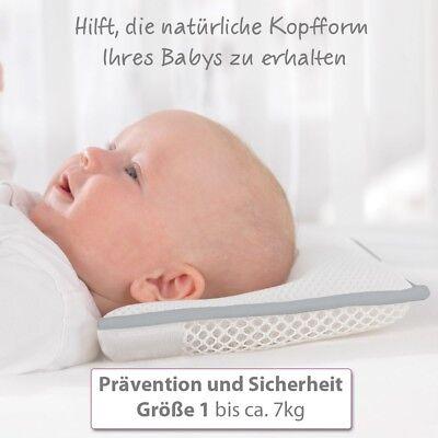 Theraline Babykopfkissen Gr. 1 bis 7 kg