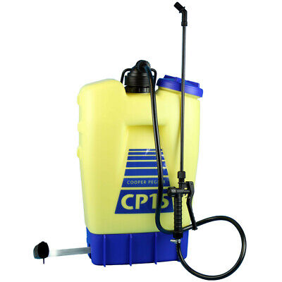 Cooper Pegler CP15 2000 15L PistonPump Knapsack professional weed killer sprayer